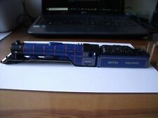 HORNBY A1/A3 60075 ST FRUSQUIN BR PURPLE LOCO & GN TENDER BODIES MADE IN UK