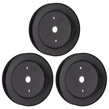 Deck Spindle Pulley for AYP Husqvarna Poulan Dixon 532129861 21546127 3 Pack