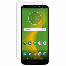 Moto G6 Plastic Film Screen Protector (Clear) 2D