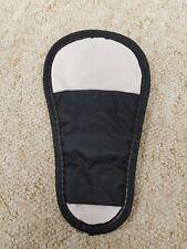 Baby Jogger City Mini/auswählen und andere Sitz Crotch Base Pad Ersatz Schwarz #