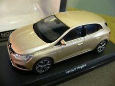 1/43 norev renault megane 2016 beige metalizado 517720