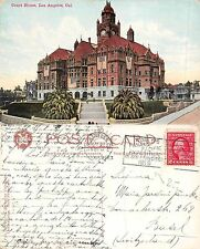 USA California - Los Angeles - Court House STAMP PANAMA EXPOSITION 1915(A-L 579)