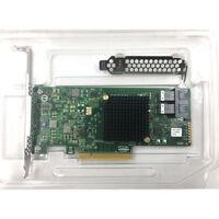 LSI/DELL SAS 9341-8I 12GB 8PORT PC-E 3.0 SAS SATA RAID CONTROLLER WFN6R