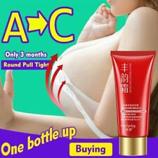 Breast Enlargement Push up Enhancement Cream Boost Firming Bust Chest Boob Big
