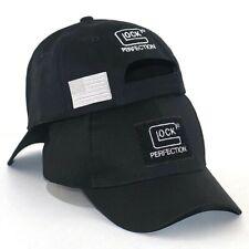 GLOCK HAT - Black with American Flag