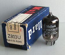1 x Mullard-Mitcham Z803U tube (Cold-cathode Thyratron), NIB, vintage 1964