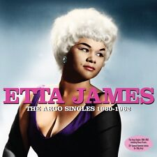 Etta James - The Argo Singles 1960-1962 (2LP Gatefold On 180g Vinyl) NEW/SEALED