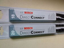 "Bosch Direct Connect 40518 - 40520 ""OEM"" Quality Wiper Blade Set (Pair)-IN STOCK"