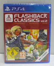 ATARI FLASHBACK CLASSICS VOL. 2 - SONY PS4 PLAYSTATION 4 NEW SEALED