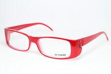 GF FERRE Original Brille Eyeglasses Occhiali Lunettes Gafas Bril FF05602 Rot Red