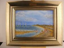 Acrylic Small (up to 12in.) Traditional Art Paintings