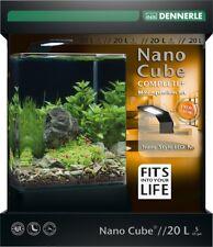 Dennerle Nano Cube Complete+ PLUS 20L Style LED 25x25x30 cm Nanocube Aquarium