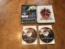 The Last Witch Hunter Blu-ray*Lionsgate*Steelbook*Vin Diesel*