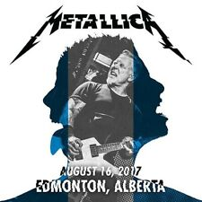 METALLICA / World Wired Tour / Commonwealth Stadium, Edmonton, AB - Aug 16, 2017