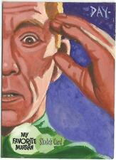 My Favorite Martian Sketch Card created by David Day  [ B ]