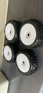 Proline Badlands 9021 1/8 Buggy Wheels/Tyres