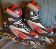 Roces 300R Inline Skates. Size 12. Italian Made