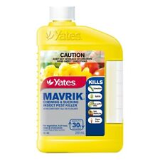 Yates 200ml MAVRIK CONCENTRATE Insecticide - Makes 30L Spray - FREE SHIP Aus