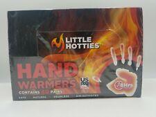 Little Hotties Hand Pocket Glove Warmers 40 Pair Pack for Winter Season SkingIce