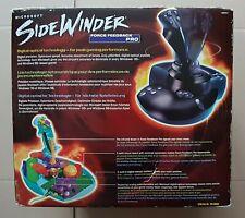 Microsoft Sidewinder Force Feedback Pro Joystick,  gebraucht