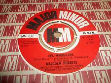 "MALCOLM ROBERTS "" EVA MAGDALENA "" 7"" SINGLE EXCELLENT 1969"