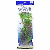 4 Tetra Water Wonders Aquarium Plant pack, decorative aquarium plants 6″9″12″18″