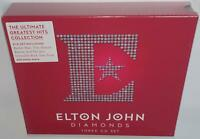 ELTON JOHN DIAMONDS (DELUXE EDITION) (2019) BRAND NEW SEALED 3CD SET