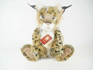 Charlie Bears LOKI Lynx - Isabelle Lee - RETIRED With Tags