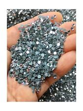 Clear Hotfix Iron On Loose Hotfix Bulk Rhinestones, 3mm 10ss, 10,000 pcs