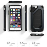 Ultra Slim Shockproof Tough Armour Heavy Duty Case Cover iPhone SE 5 6 7 8 X XS