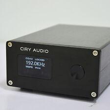 HiFi PCM1794A decoder soft control AK4118SPDIF coaxial fiber AES to 24bit 192K