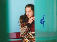 Leora Barbara autographe signed 20x25 cm image