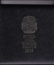 2014 SPECIAL LIMITED  YEAR BOOK COMPLETE WITH STAMPS