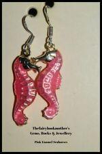Handmade Hook Silver Plated Fashion Earrings