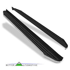 "6"" Aluminum Black Running Board Side Step Nerf Bar for 2009-2018 Dodge Journey"