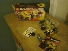 Lego Set 7968 - Lego Racers Strong - Incomplete For Parts