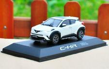 1:43 Toyota CHR C-HR Pearl White Diecast Car Model