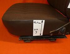 1 Sitzbezug, Stoff braun, UNIMOG U1000- U2450 vorne abgespannt, Nr3, MB NG, SK
