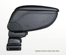 Armrest Center Console Black Storage Adjustable fit Skoda Octavia Tour 2000-2003