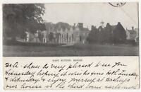 East Sutton House Sutton Valence Kent 1904 Postcard 850b