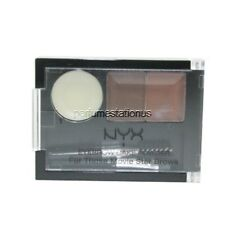 NYX Eyebrow Cake Powder ECP05 BRUNETTE, Brand New in Manufacture Packaging