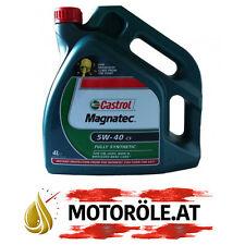 1x4 Liter Castrol Magnatec 5W-40 C3 Motoröl, VW 502 00 505 00 - dexos2®