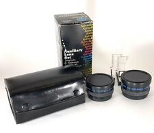 Kalimar Auxiliary Lens Set Telephoto & Wide Angle Finder - Canon Sure Shot K180