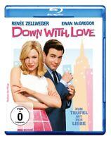 DOWN WITH LOVE-ZUM TEUFEL MIT DER LIEBE (BLURAY) - ZELLWEGER,RENÉE/ BLU-RAY NEUF