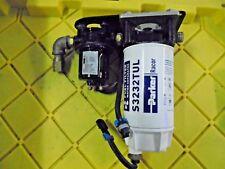 FUEL FILTER RACOR S3232TUL INBOARD REPLACEMENT FILTER & FUEL PUMP W/ SENSOR BOAT