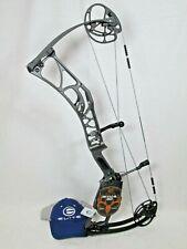 "Elite Ritual 30 Graphite Grey and Black 28.5"" draw 60# pounds Compound bow"