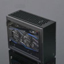 Geeek A35 Black Flex Mini Transparent Acrylic ITX Computer Case