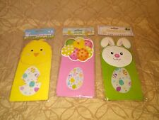 Easter Gift Sacks Tree different designs Set of 14