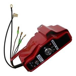 Ignition Switch Key Panel Electric Start for Honda GX340 11HP GX390 13HP Engine