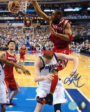 Tracy McGrady Houston Rockets autographed 8x10 photo RP